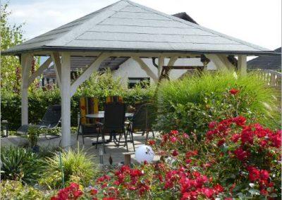 Garten-Pavillon